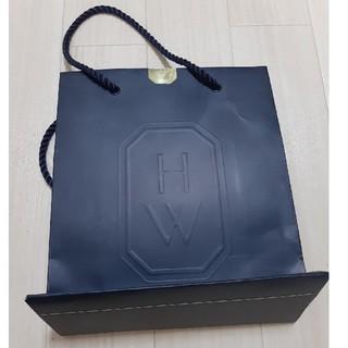 ハリーウィンストン(HARRY WINSTON)のHARRY WINSTON ハリー・ウィンストン ショップ袋 ショッパー 紙袋(その他)
