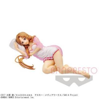 バンプレスト(BANPRESTO)のSAO アリシゼーション リコリス アスナ フィギュア 添い寝(家庭用ゲームソフト)