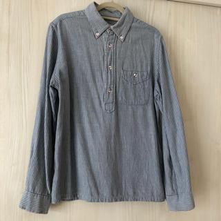 パーリッシィ(PAR ICI)のPAR ICIストライプシャツ(シャツ/ブラウス(長袖/七分))