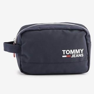 トミーヒルフィガー(TOMMY HILFIGER)のTOMMY HILFIGER ウォッシュバッグ レッド(ボストンバッグ)