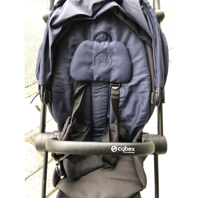 cybex(サイベックス)のサイベックス ミオス 2017年モデル ネイビー キッズ/ベビー/マタニティの外出/移動用品(ベビーカー/バギー)の商品写真