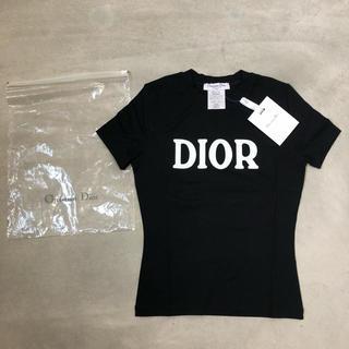 クリスチャンディオール(Christian Dior)の激レア ディオール ロゴ Tシャツ 36サイズ ジョンガリアーノ(Tシャツ(半袖/袖なし))