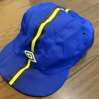 アンブロ(UMBRO)のumbro スポーツキャップ フリー(52cm)(帽子)