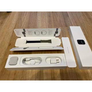 アップルウォッチ(Apple Watch)のApple Watch series5 40mm(腕時計(デジタル))