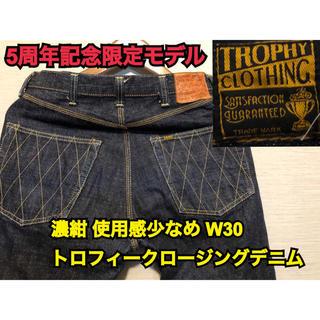 ウエアハウス(WAREHOUSE)のトロフィークロージング 5周年記念 ジーンズ TROPHY CLOTHING(デニム/ジーンズ)