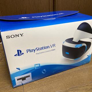 プレイステーションヴィーアール(PlayStation VR)の【美品】PSVR(家庭用ゲーム機本体)