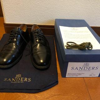 サンダース(SANDERS)のサンダース ミリタリーダービー(ドレス/ビジネス)