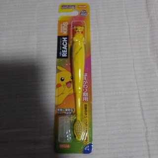 ポケモン(ポケモン)の子供 ポケモン 歯ブラシ (歯ブラシ/歯みがき用品)