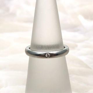 ティファニー(Tiffany & Co.)の★Tiffany&Co.★ スタッキング バンドリング 結婚指輪 1PD(リング(指輪))