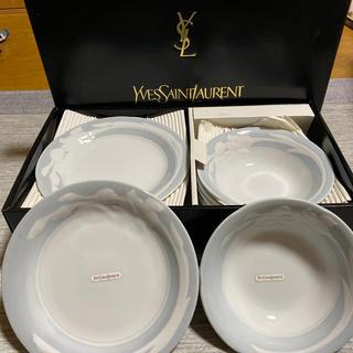 イヴサンローランボーテ(Yves Saint Laurent Beaute)のイヴ・サンローラン YVES SAINT LAURENT シチューセット(食器)