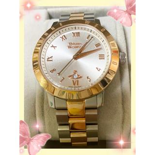 Vivienne Westwood - ヴィヴィアン ウエストウッド 腕時計 ゴールド系 普段使い ベビロテにも