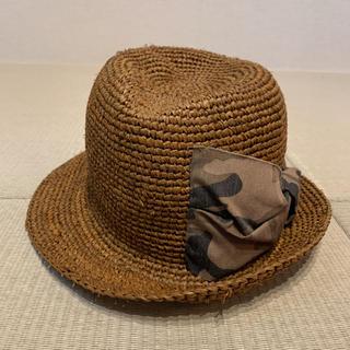 ビームス(BEAMS)の麦わら帽子 ストローハット ビームス で購入(麦わら帽子/ストローハット)