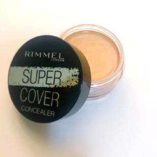 リンメル(RIMMEL)のリンメル スーパーカバーコンシーラー02(コンシーラー)
