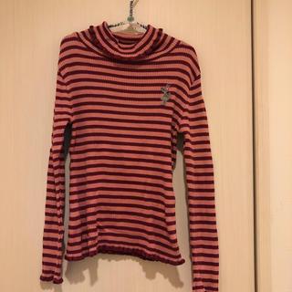 ニットプランナー(KP)のKP 冬物子供服タートル(Tシャツ/カットソー)