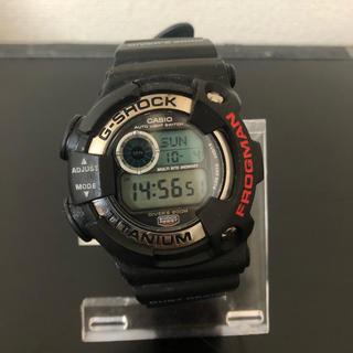 ジーショック(G-SHOCK)のG-SHOCK DW-9900 フロッグマン(腕時計(デジタル))