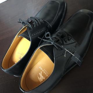 BURBERRY - バーバリーロンドン 革靴 本革