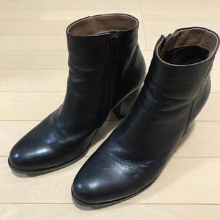 アダムエロぺ(Adam et Rope')のアダムエロペ ショート丈ブーツ 39(ブーツ)