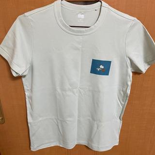 UNIQLO - スヌーピー バスケ Tシャツ