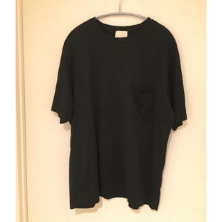 アトウ(ato)のloin. Tシャツ ブラック 井川遥(Tシャツ(半袖/袖なし))