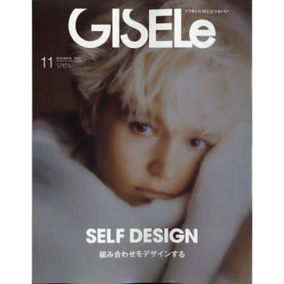 シュフトセイカツシャ(主婦と生活社)のGISELe(ジゼル) 最新号2020年11月号 (2020年09月28日発売)(ファッション)