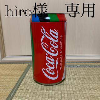 コカコーラ(コカ・コーラ)の専用  コカコーラ缶 フードオリジナルタオル(ノベルティグッズ)