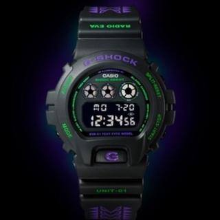 ジーショック(G-SHOCK)のチロリン様専用 エヴァンゲリオン G-SHOCK(腕時計(デジタル))
