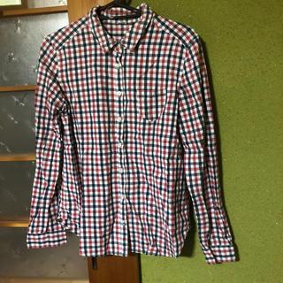 パーリッシィ(PAR ICI)のparICI ギンガムチェックシャツ(シャツ/ブラウス(長袖/七分))