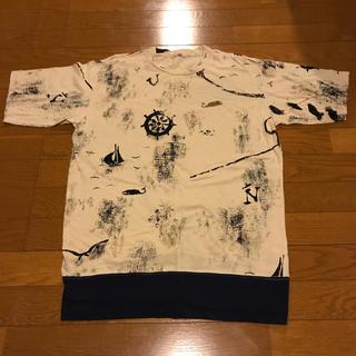 キャピタル(KAPITAL)のキャピタル Tシャツ サイズ4 kapital(Tシャツ/カットソー(半袖/袖なし))