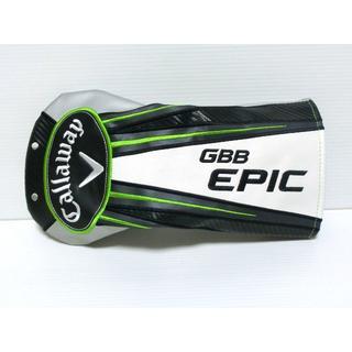 キャロウェイゴルフ(Callaway Golf)のキャロウェイ【GBB EPIC エピック DR用】純正ヘッドカバー 新品(その他)