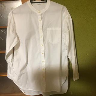 パーリッシィ(PAR ICI)の襟なしシャツ(シャツ/ブラウス(長袖/七分))