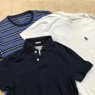 アバクロンビーアンドフィッチ(Abercrombie&Fitch)のアバクロ 3枚セット(Tシャツ(半袖/袖なし))