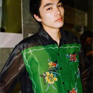 トーガ(TOGA)の44求 TOGA VIRILIS SEE THROUGH shirt (シャツ)