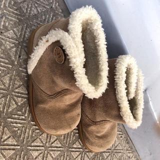 ファミリア(familiar)の☆にぁ様専用 ファミリアブーツ14.5cm(ブーツ)