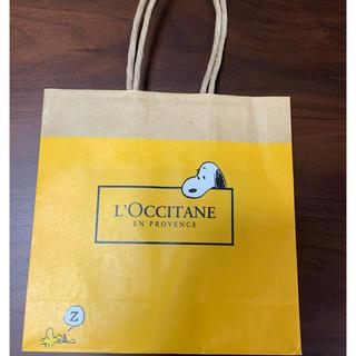 ロクシタン(L'OCCITANE)のロクシタン   ショップコラボ限定ショッパー 紙袋2枚セット(ショップ袋)