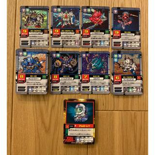 バンダイ(BANDAI)のSDガンダムカードゲーム モビルパワーズ 110枚(内キラ8枚)(その他)