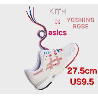 KITH ASICS GEL-LYTE III YOSHINOROSE 27.5(スニーカー)