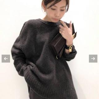 アパルトモンドゥーズィエムクラス(L'Appartement DEUXIEME CLASSE)のL'Appartement  BF Knit(ニット/セーター)