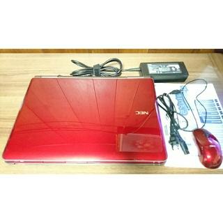 エヌイーシー(NEC)のLavie L LL750ES6R クリスタルレッド(ノートPC)