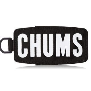 チャムス(CHUMS)の新品タグ付き CHUMS チャムス エコボートロゴパスケース(カードケース)②(名刺入れ/定期入れ)