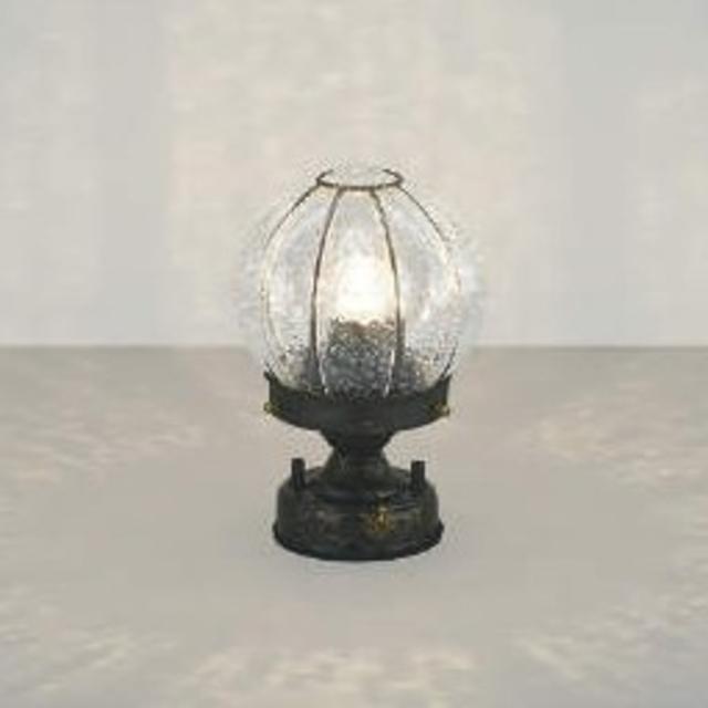 KOIZUMI(コイズミ)の門柱灯AU42432L インテリア/住まい/日用品のライト/照明/LED(その他)の商品写真