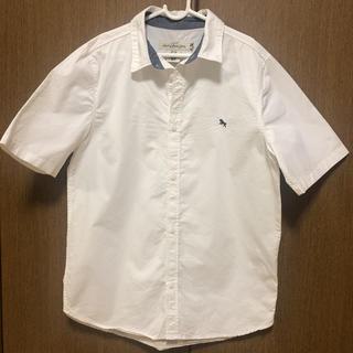 エイチアンドエム(H&M)の半袖シャツ 150(ブラウス)