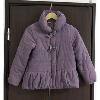 プティマイン(petit main)のプティマイン  アウター 140 リボン コート ジャケット(コート)