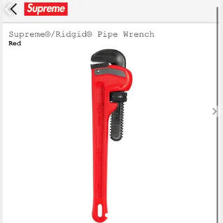 supreme pipe wrench