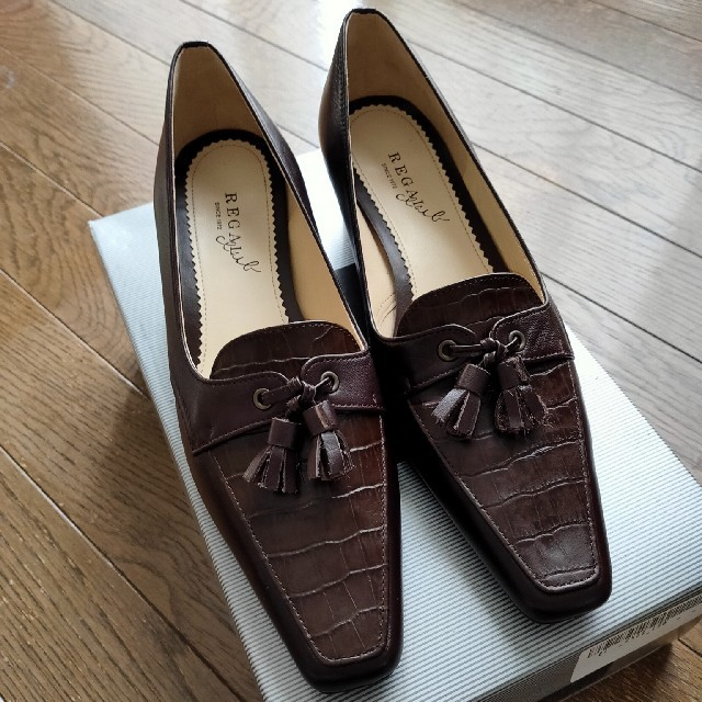REGAL(リーガル)のリーガル ローファー パンプス 22.5cm レディースの靴/シューズ(ローファー/革靴)の商品写真