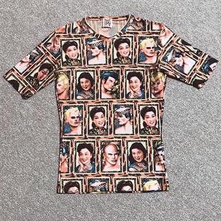 ジャンポールゴルチエ(Jean-Paul GAULTIER)のジャンポールゴルチエ 人物画トップス (Tシャツ(半袖/袖なし))