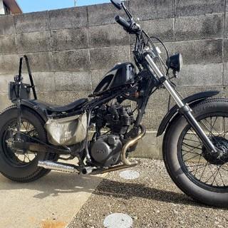 ヤマハ - 実働!TW200 ヤマハ チョッパー 200cc