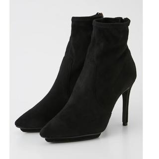 リエンダ(rienda)のリエンダ ブーツ ブラック(ブーツ)