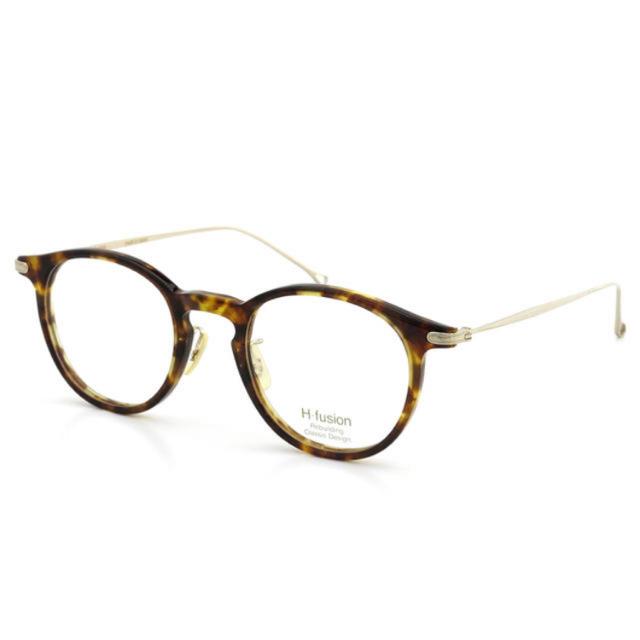 Ayame(アヤメ)のH-fusion 伊達眼鏡 レディースのファッション小物(サングラス/メガネ)の商品写真