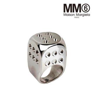 エムエムシックス(MM6)のMM6 ダイスリング(リング(指輪))