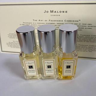 ジョーマローン(Jo Malone)のジョーマローン 香水(サンプル/トライアルキット)